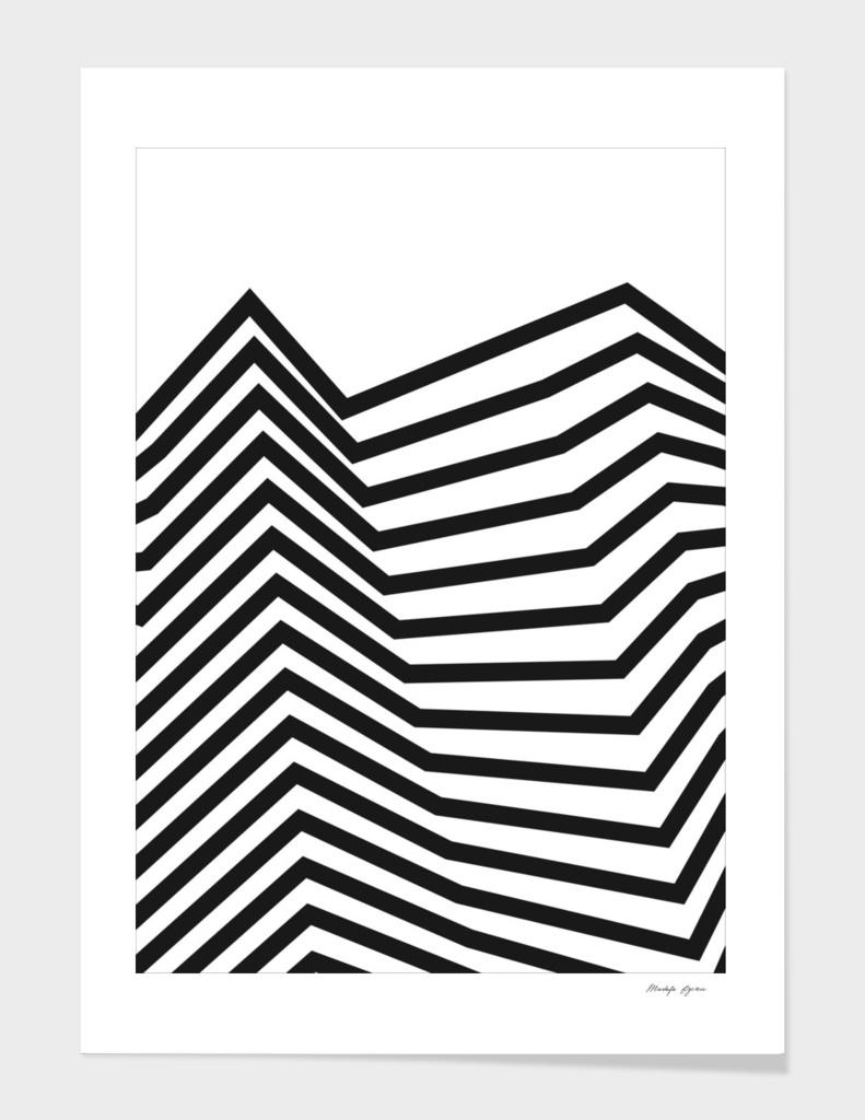 Line Depth Art