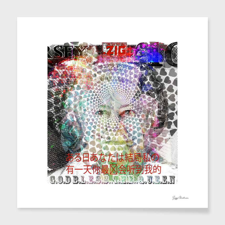 God Save The Queen (Disco Fever vip Edition)
