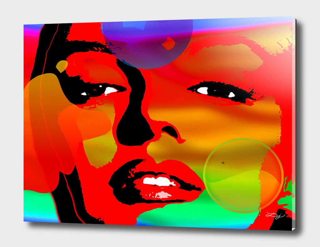 Marilyn Painted