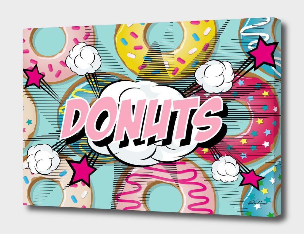 donuts boom