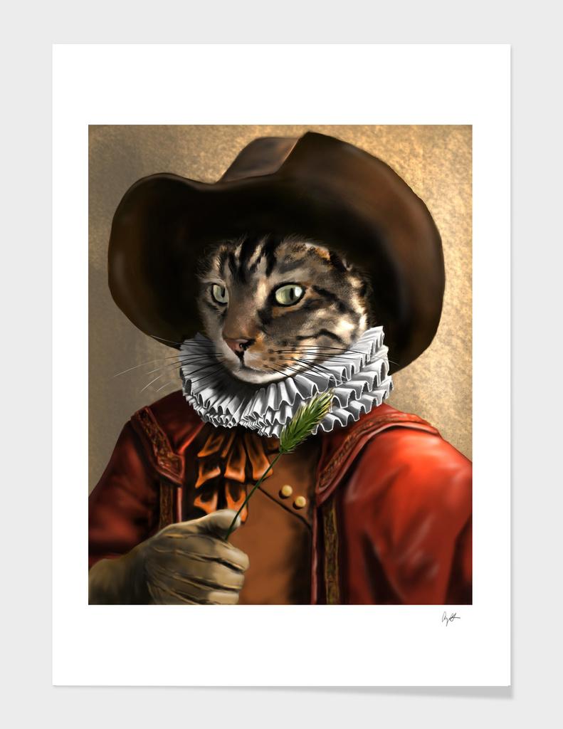 Sancho the Cat