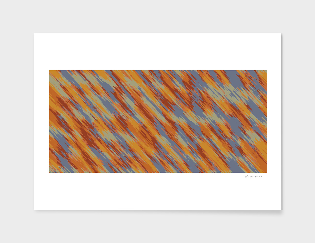 brown and blue painting abstract background
