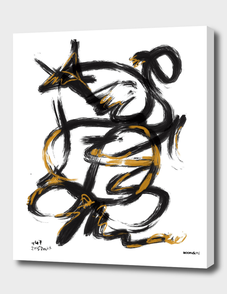 abstract brush (47)