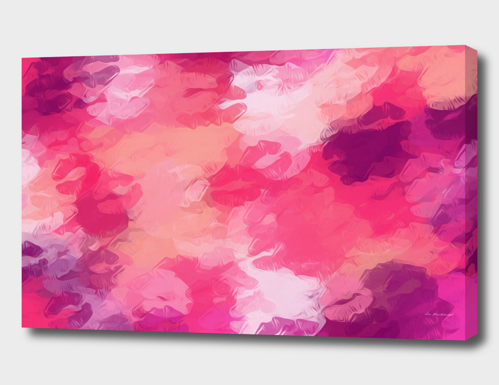 pink and purple kisses lipstick background