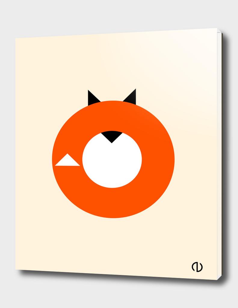 A Most Minimalist Fox