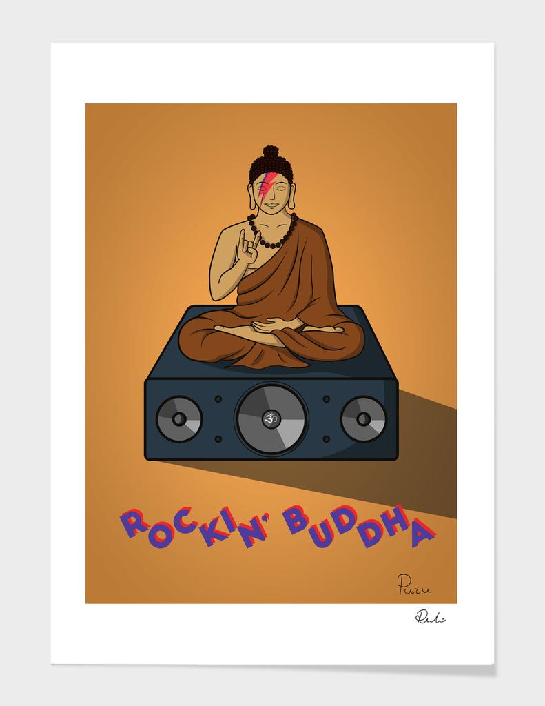 Rockin' Buddha