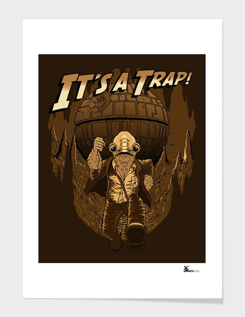 It's a trap!!