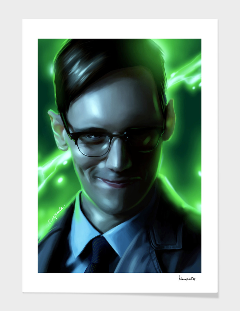 "Edward Nygma ""The Riddler"""