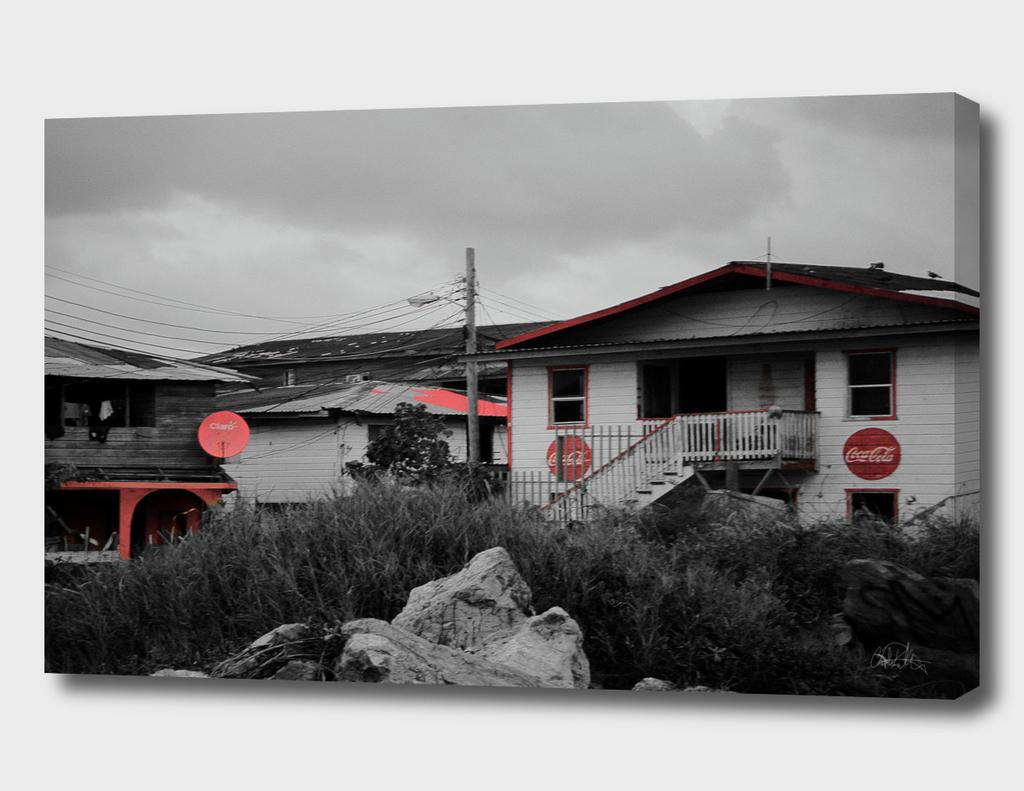 A Town Forgotten