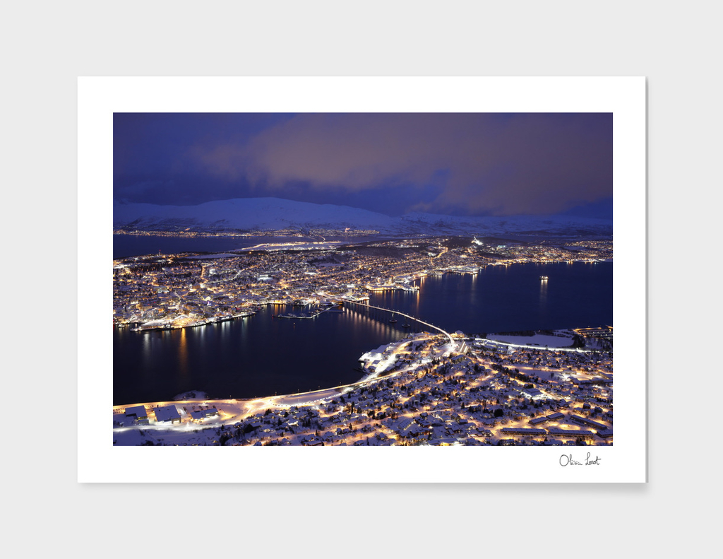 Tromsø in winter