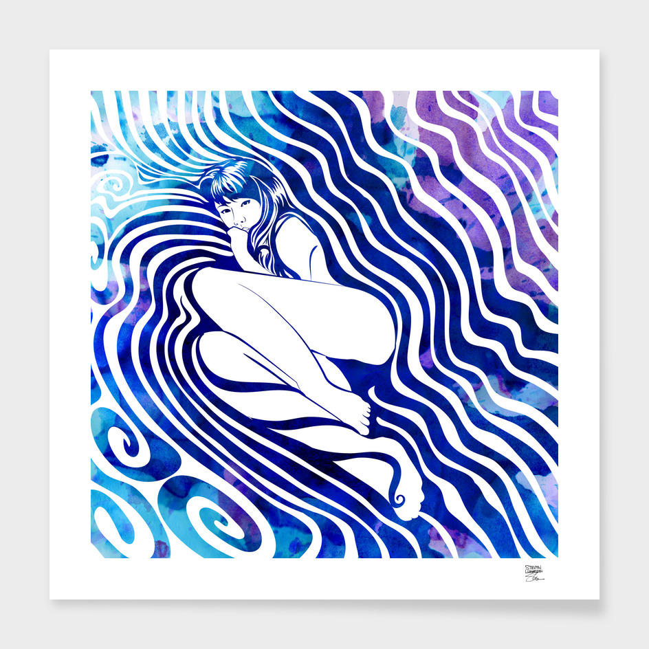 WATER NYMPH VII