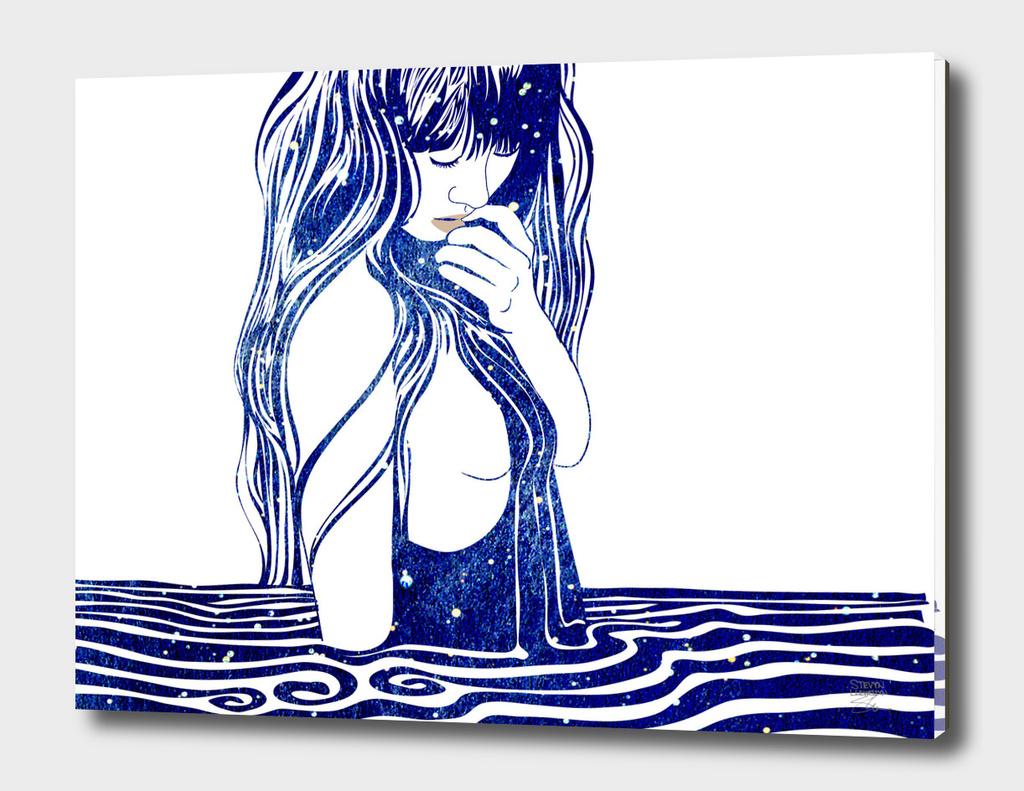 WATER NYMPH  XVI