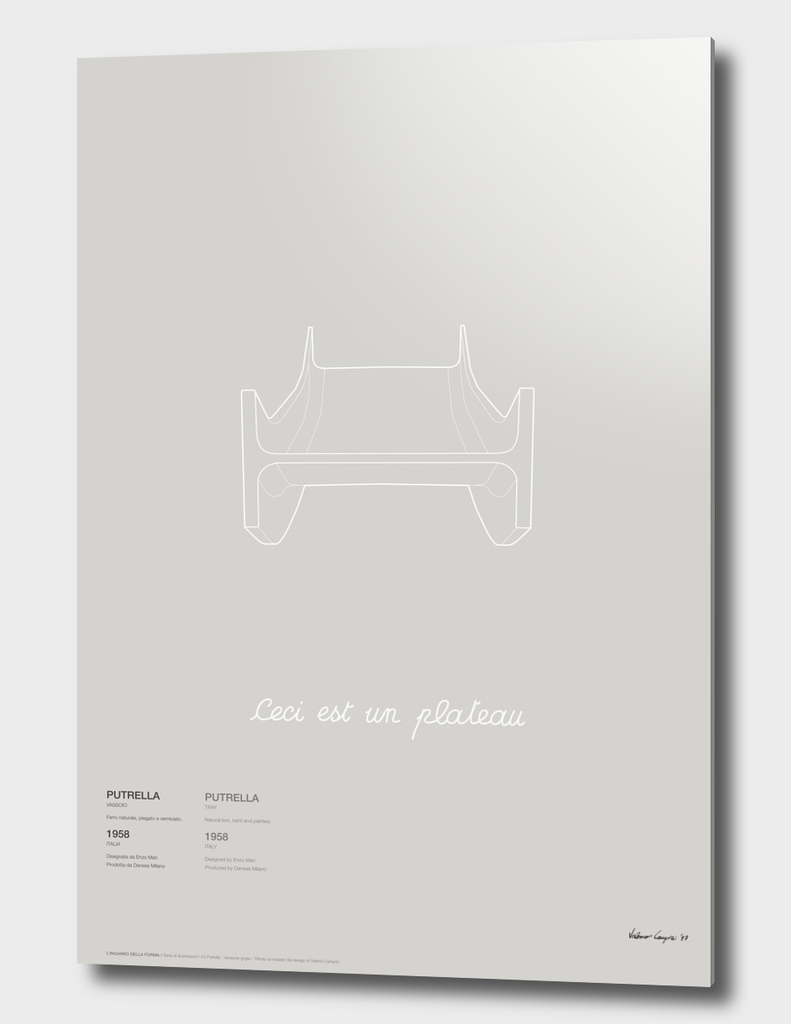 ID S02-03 Putrella - Gray version
