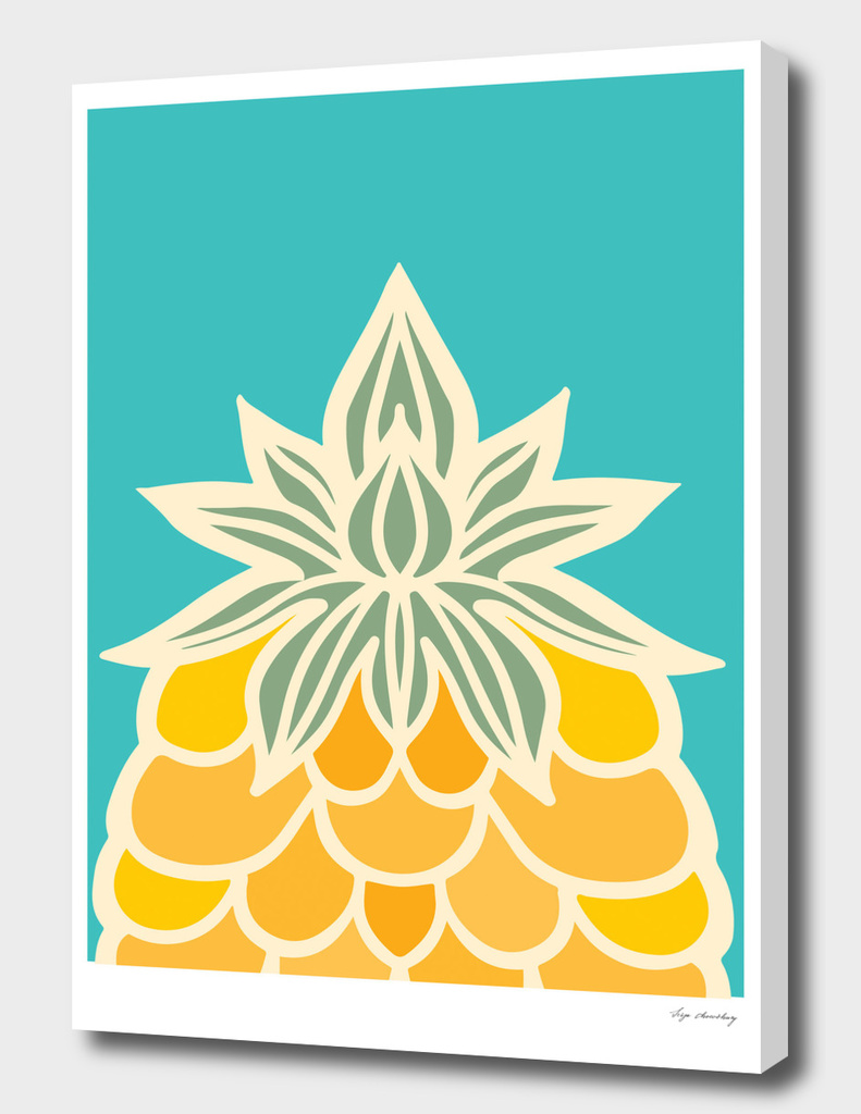 We all love pineapples!