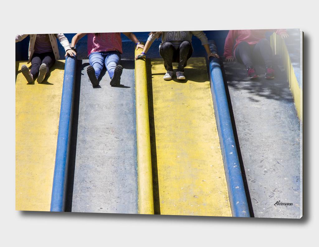 Slide on Colors