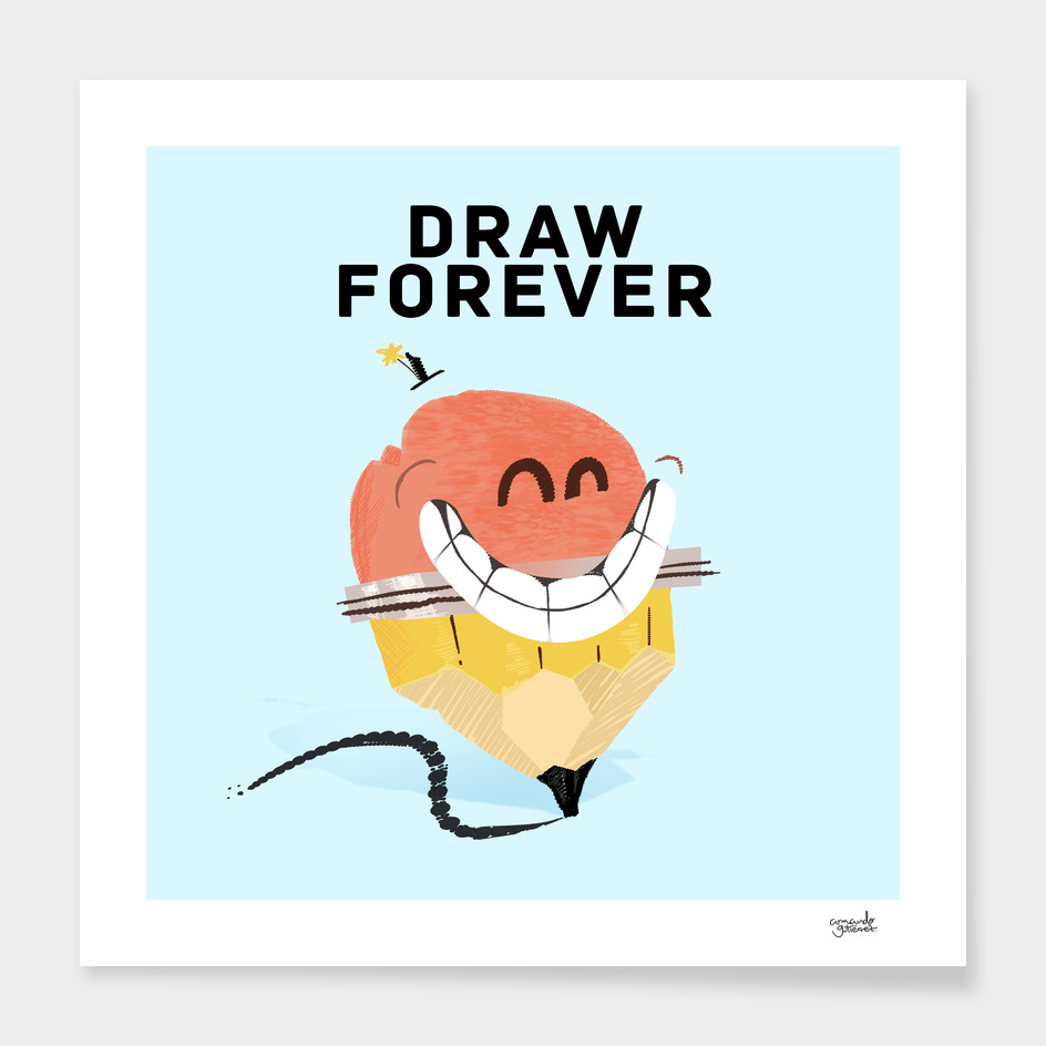 Draw Forever