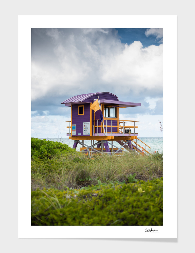 Miami Beach Lifeguard