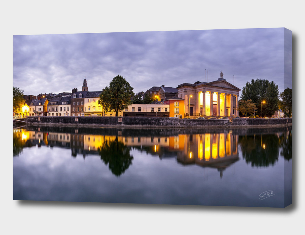 Panorama of Cork City