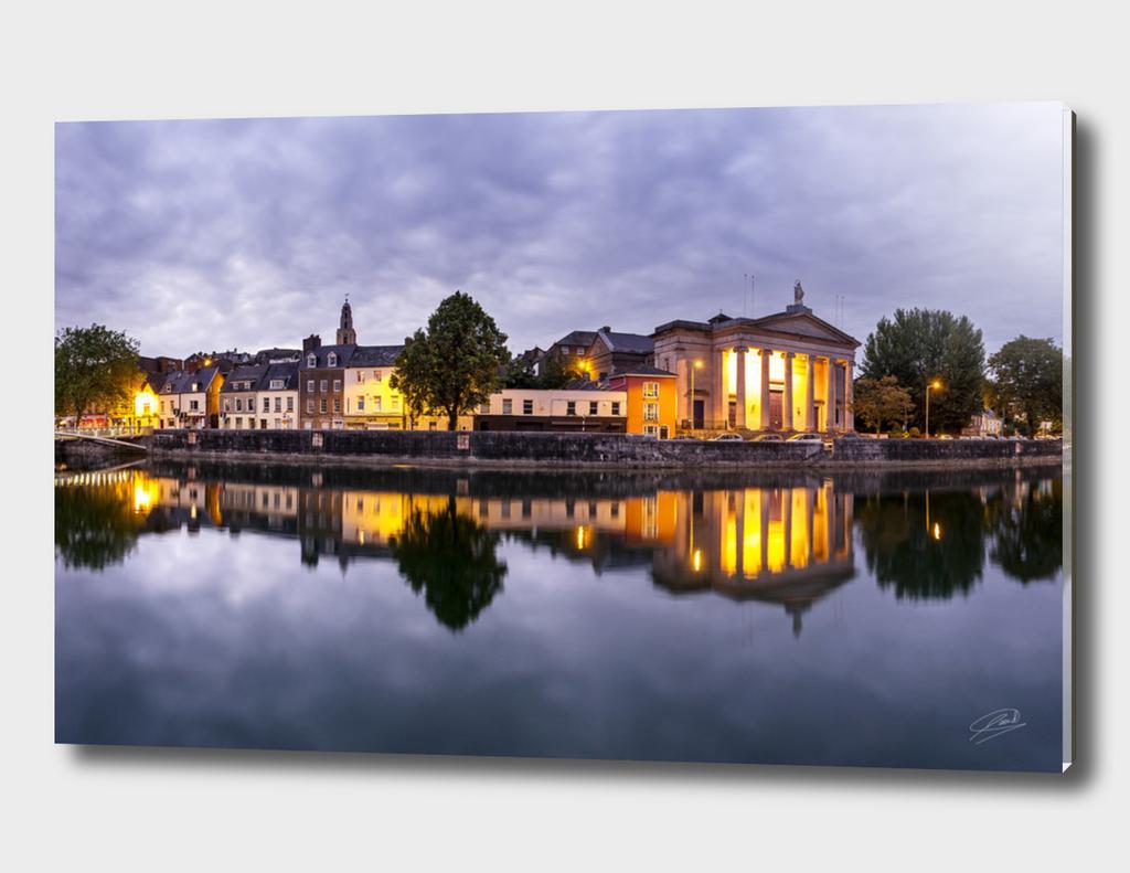 Panorama of Cork City