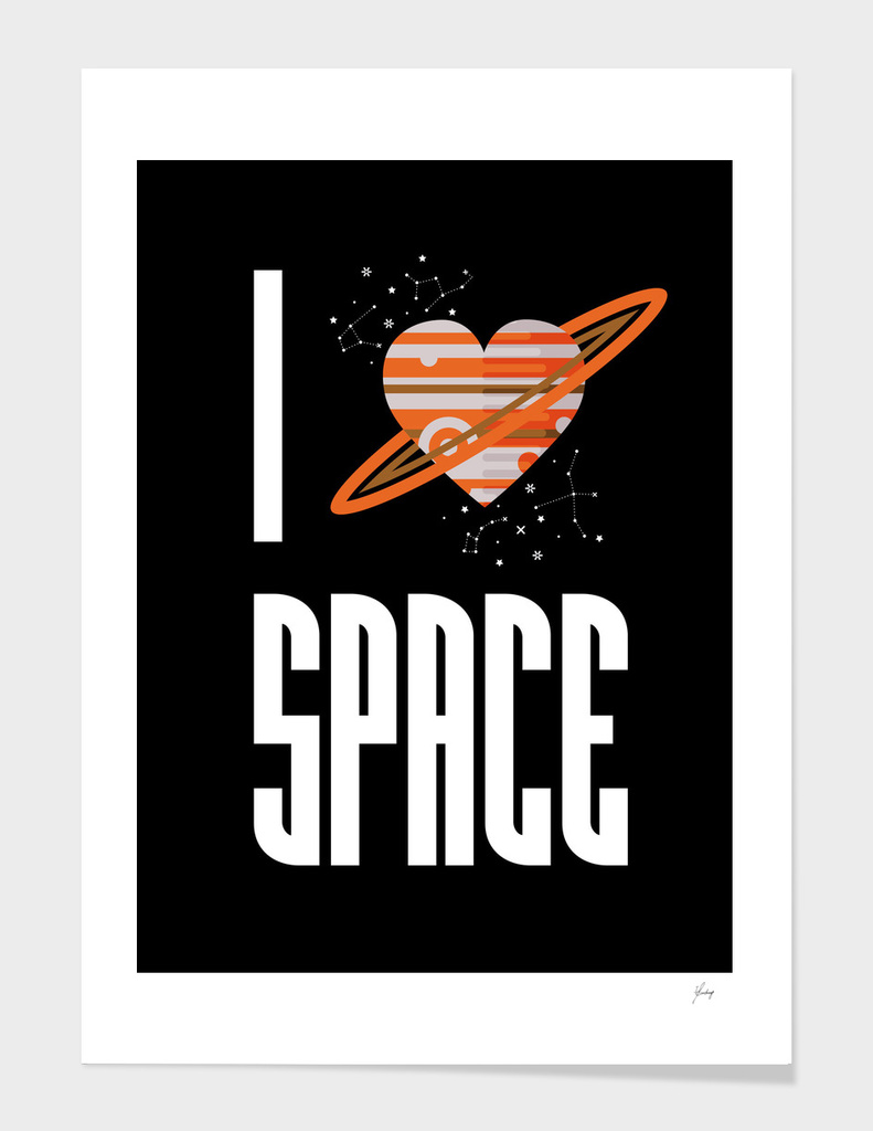 I Heart Space