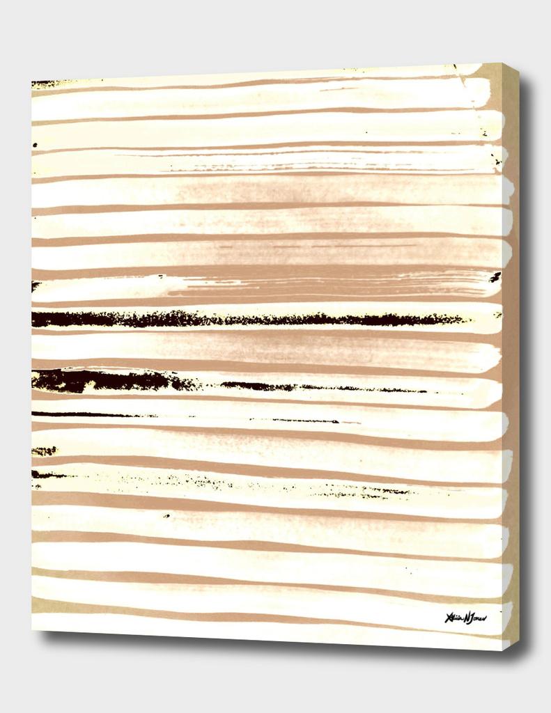 Brown Earth Stripes