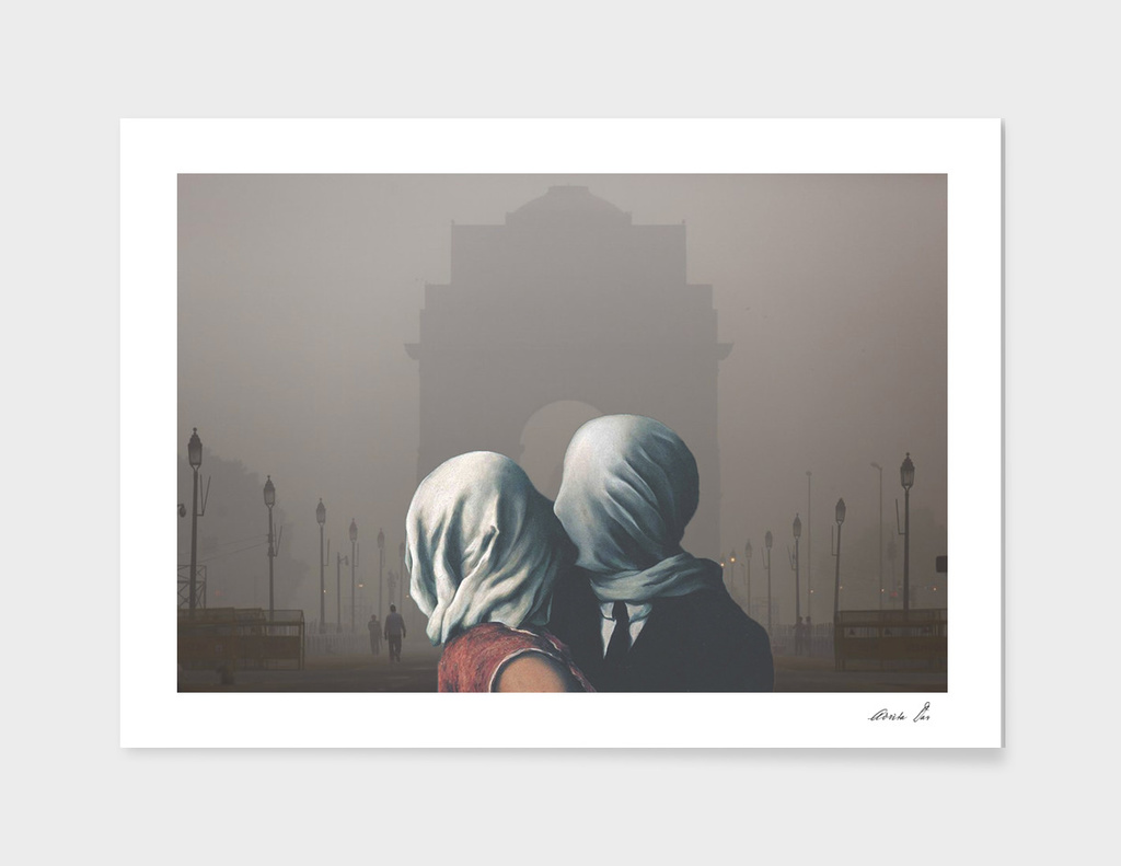 The Lovers in Delhi