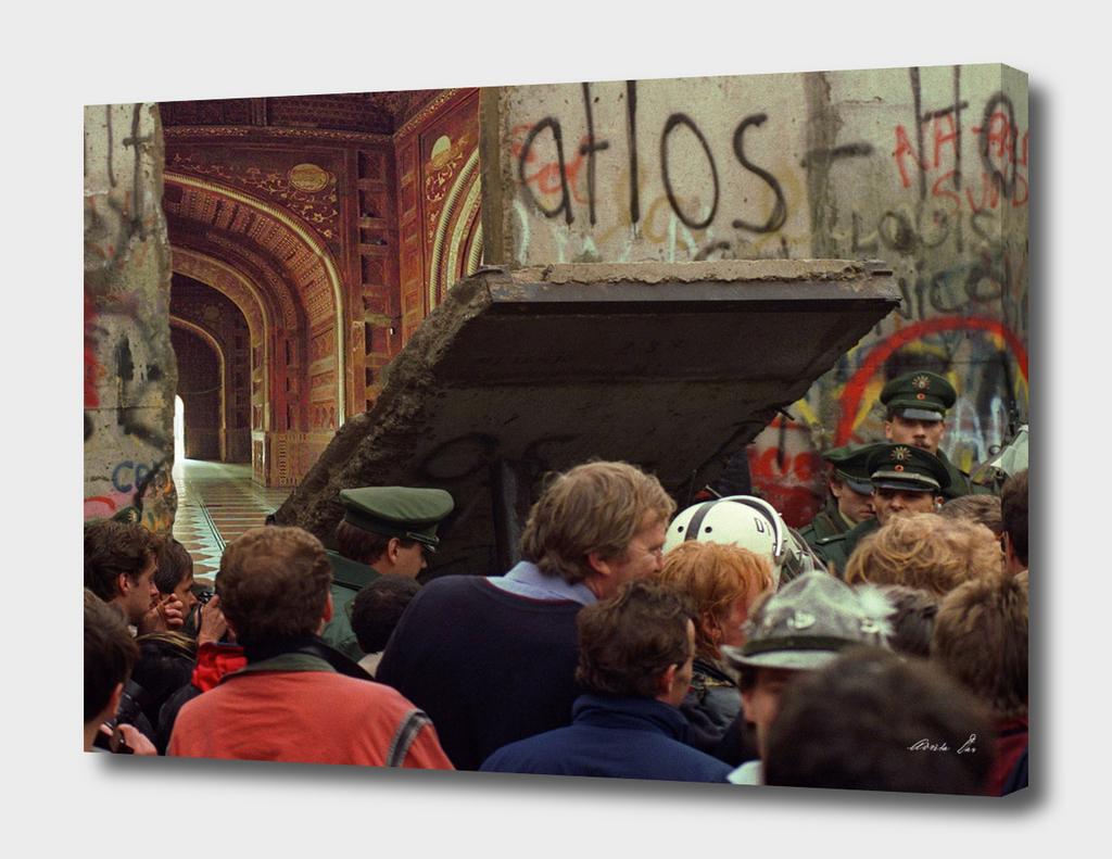 EarthJam (Berlin Wall)