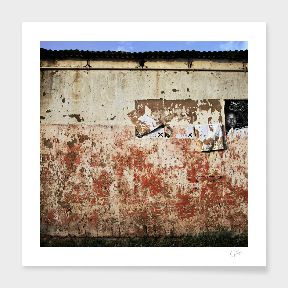 sharp wall