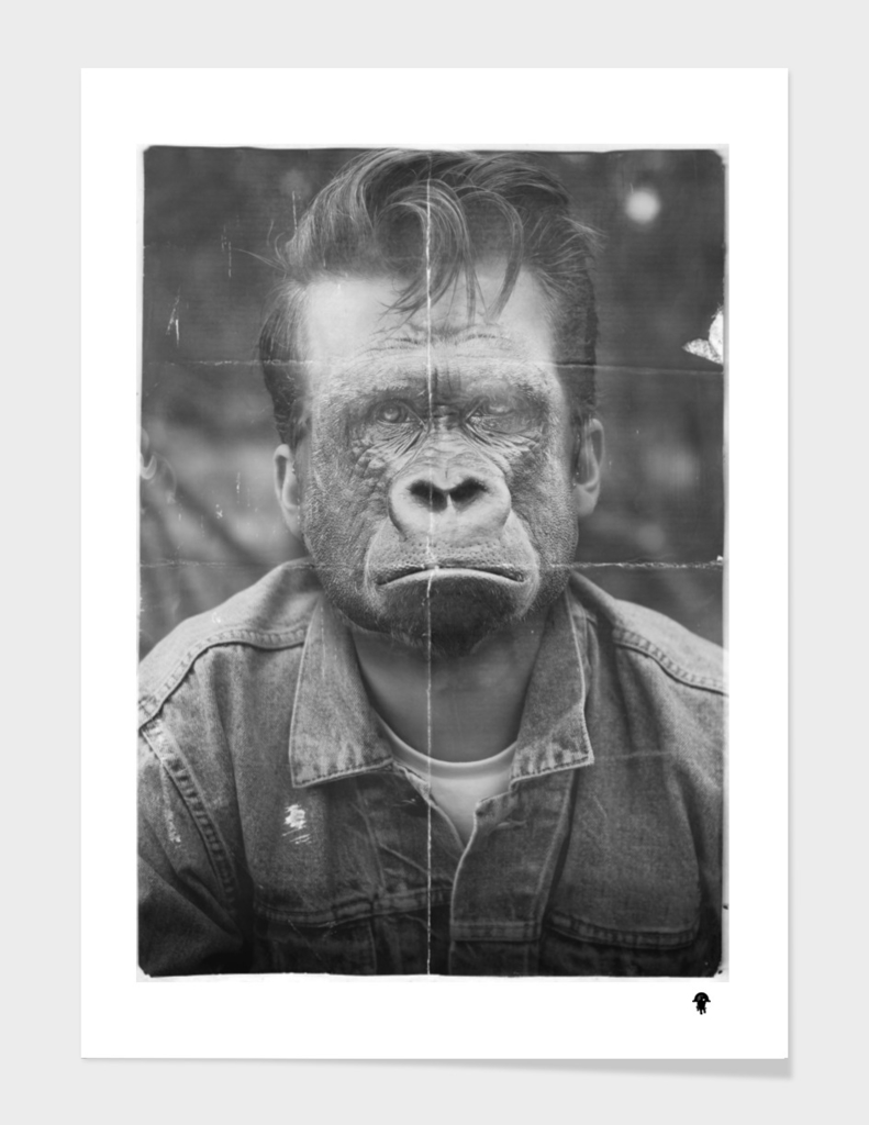 Gorilla Rockabilly