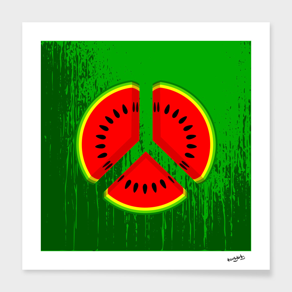 Watermellon Peace