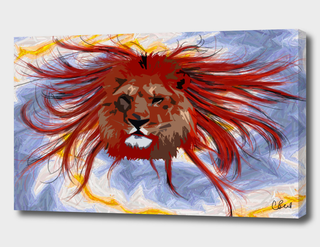 Hair of Lion