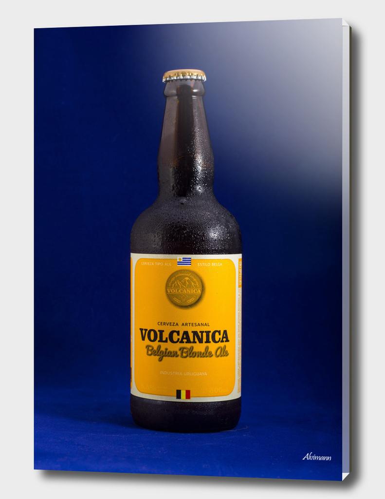 Volcanica Belgian Blonde Ale