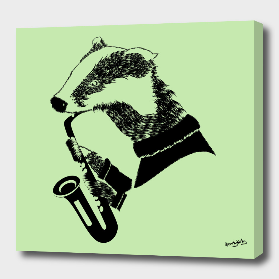 Badger Saxophone