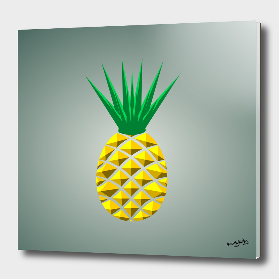 Pineapple Geometric