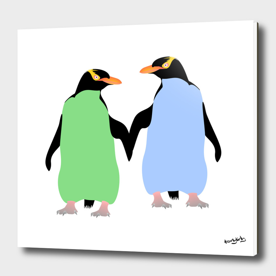 Gay Pride Penguins