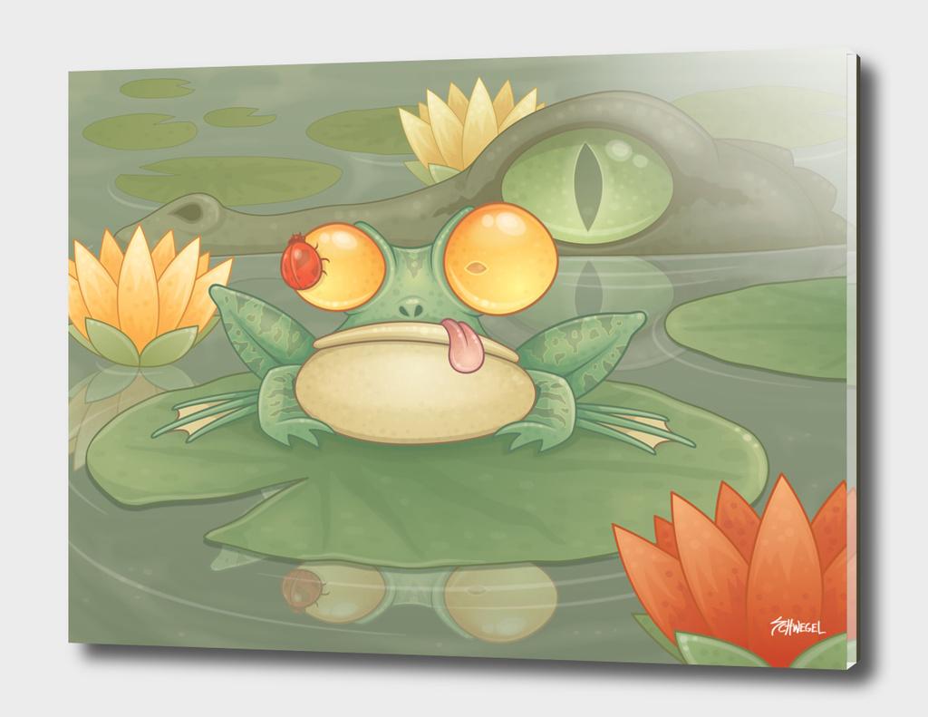 Swamp Snack