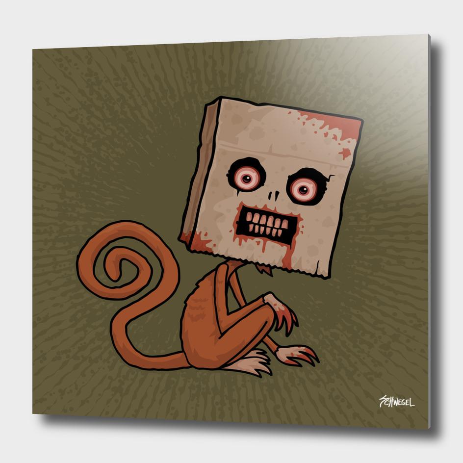 Psycho Sack Monkey