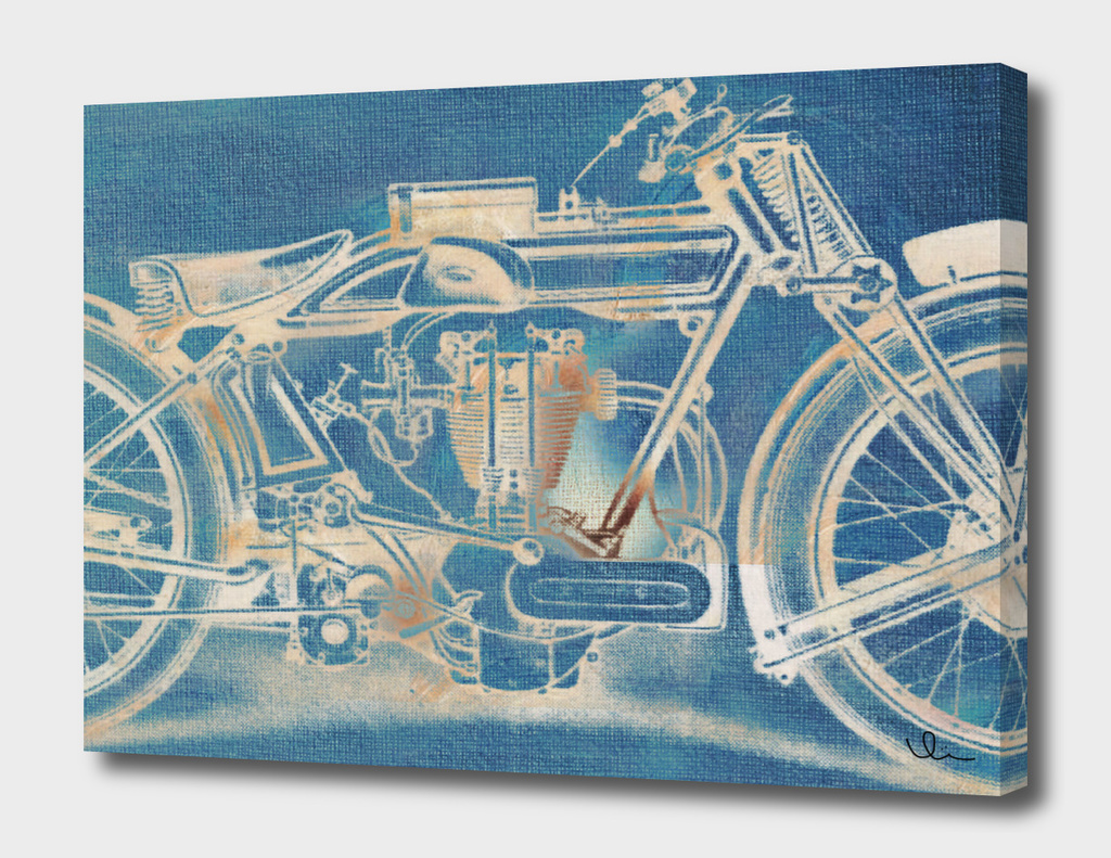 Ghost Motorbike