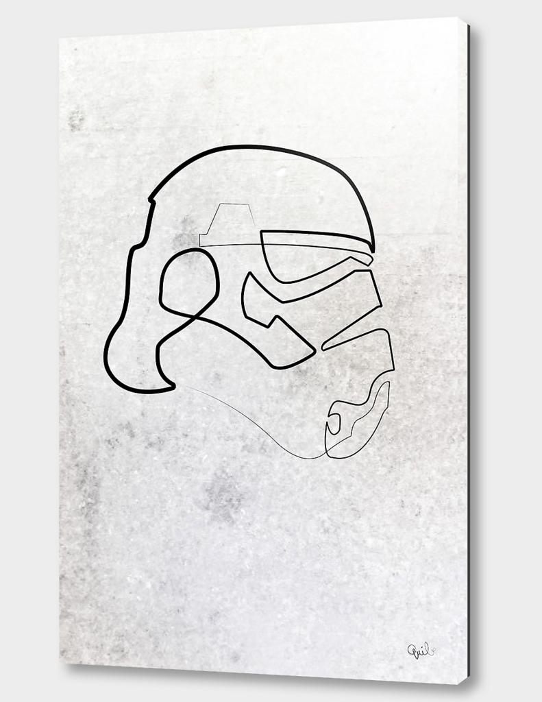 One-Line-Trooper