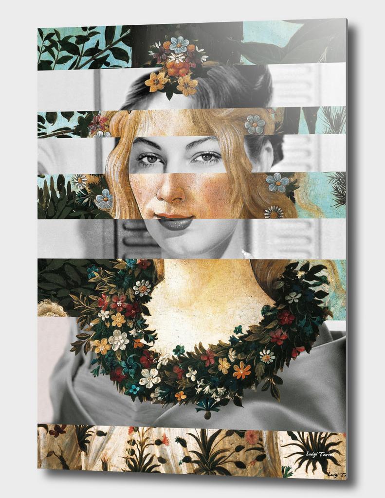 Botticelli's Flora & Ava Gardner