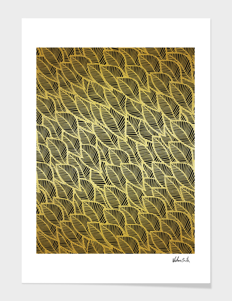Golden pattern and Golde