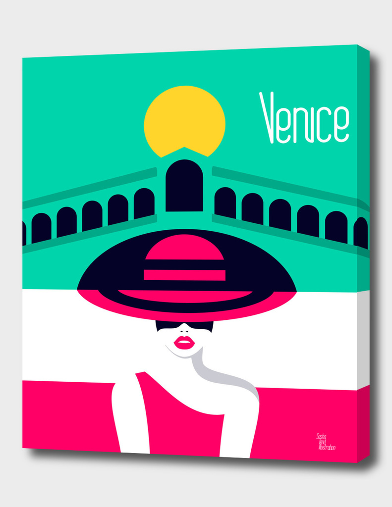 Stylish Journey - Venice