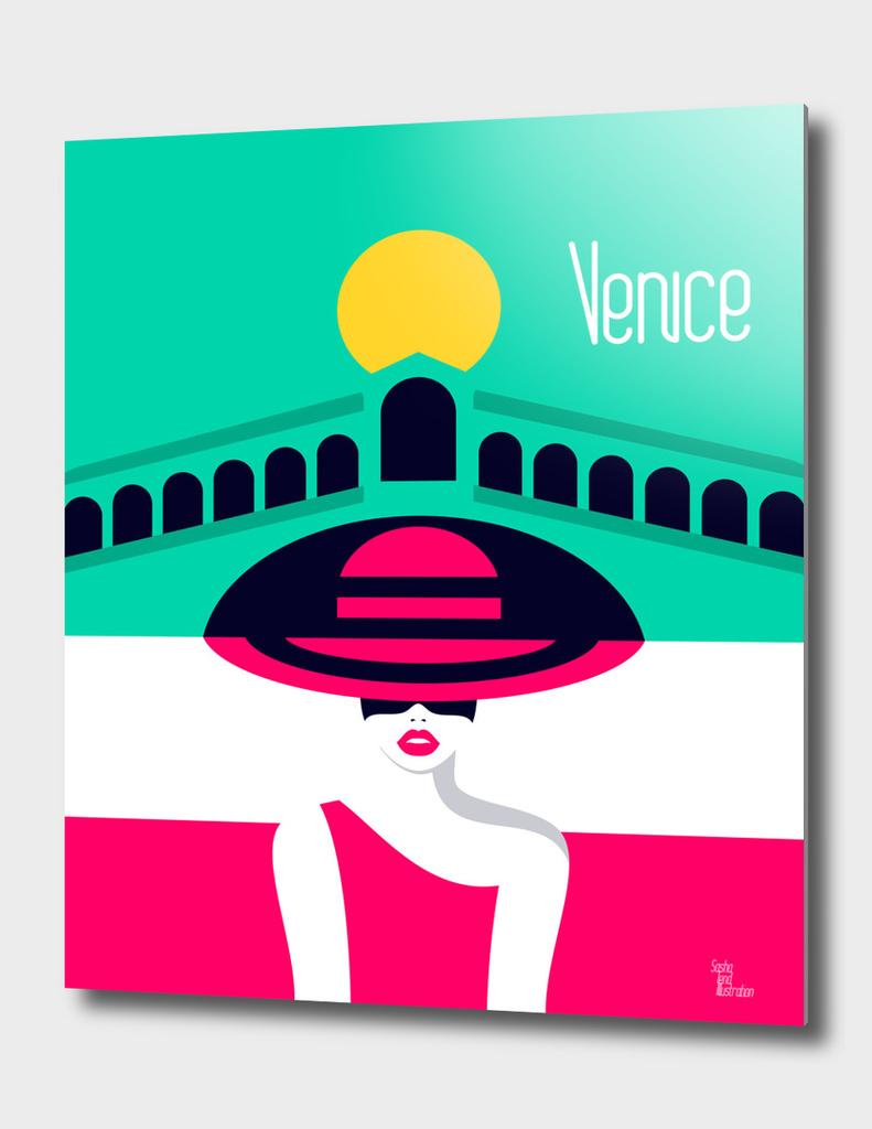 Stylish Journey - Venice