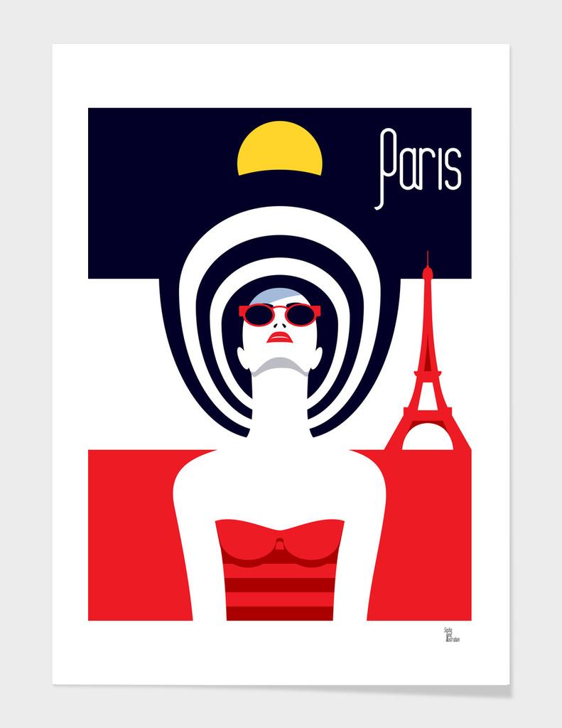Stylish Journey - Paris