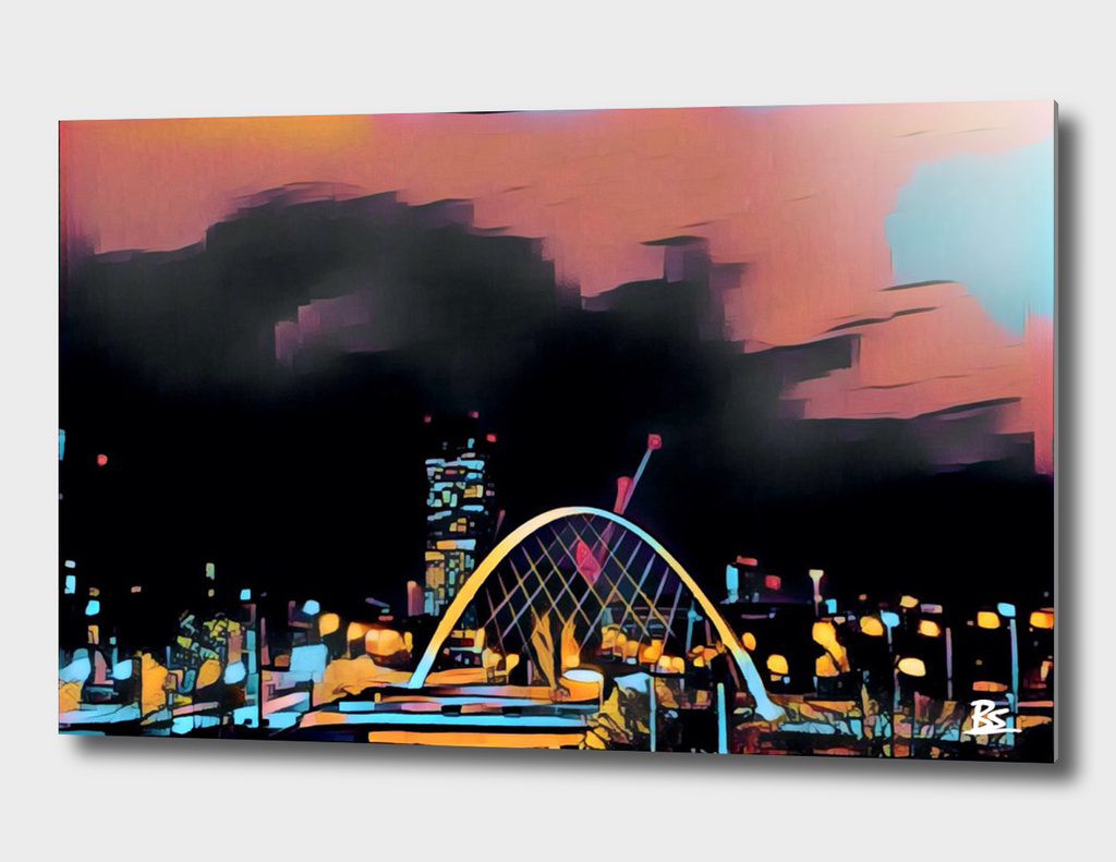 Pastel View