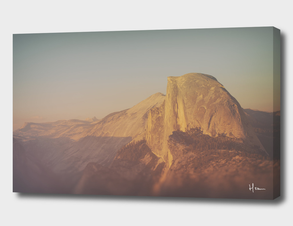 Half Dome XII