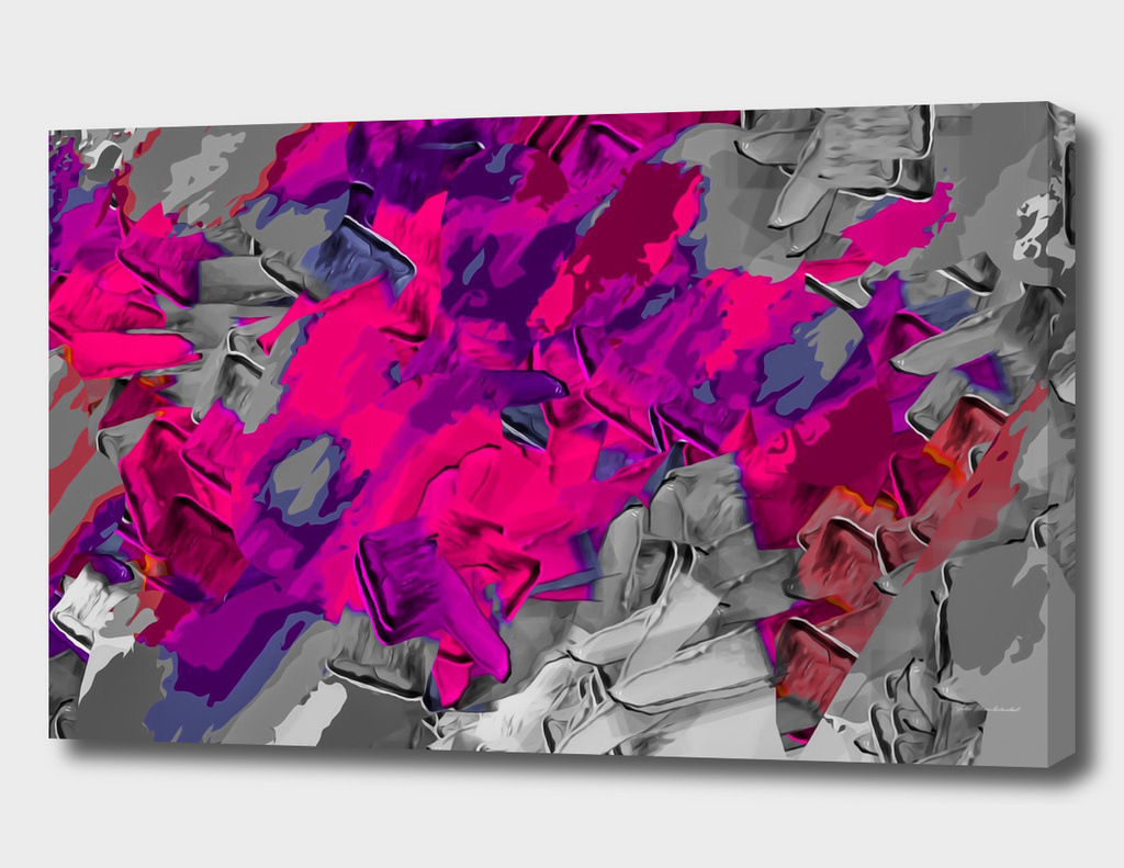 pink purple black painting texture abstract background