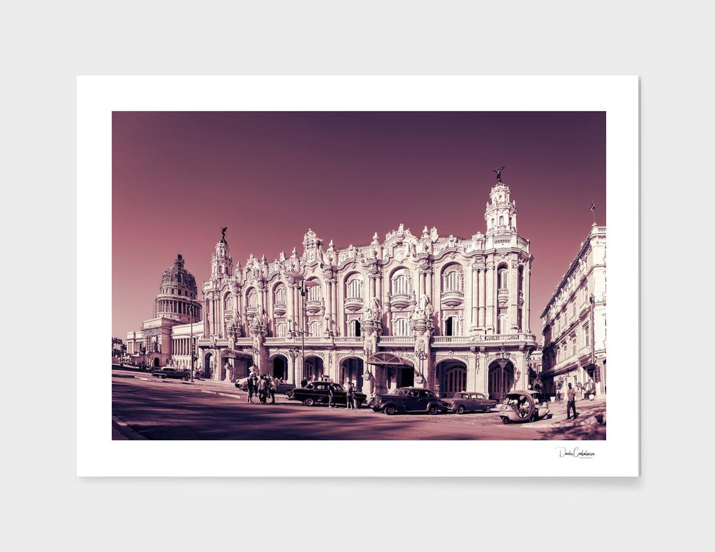Gran Teatro -Havana Cuba