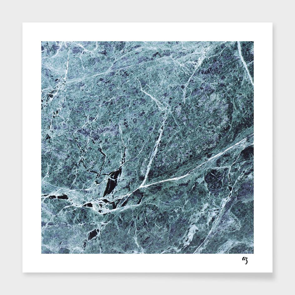 green marble III
