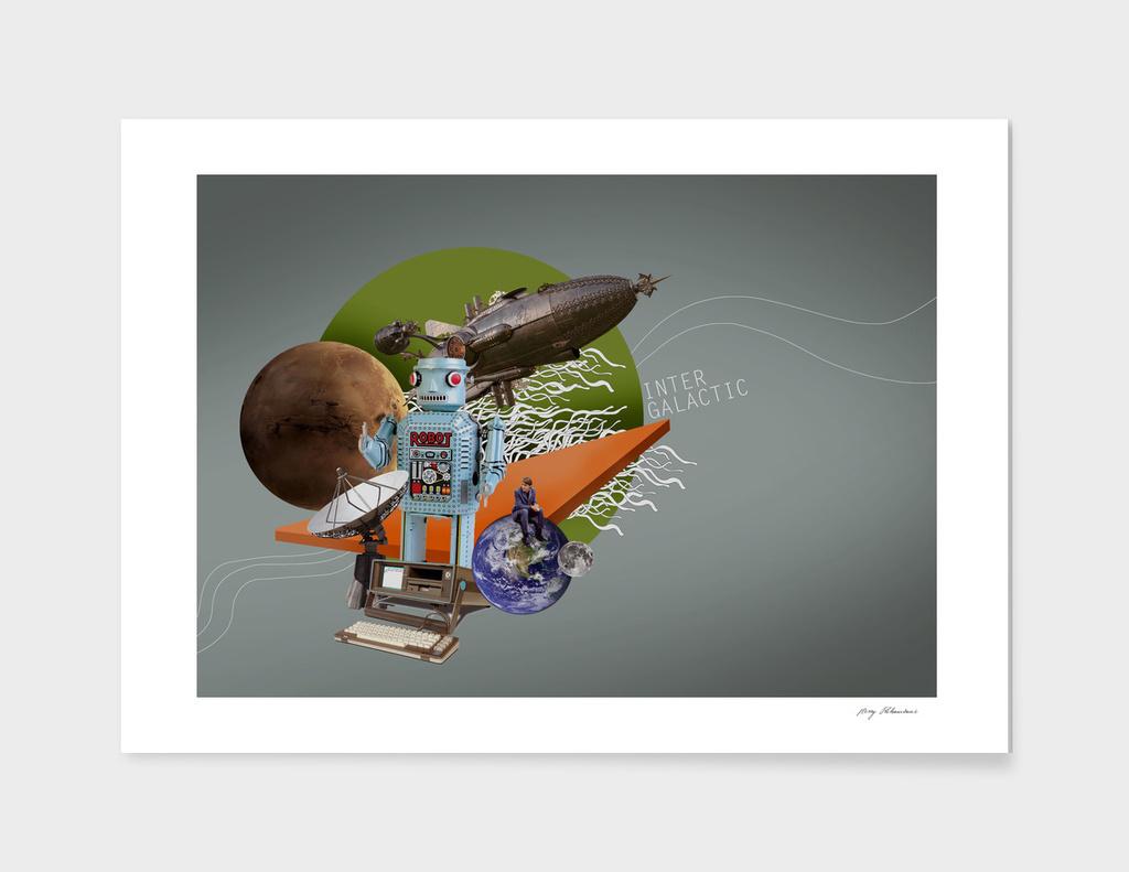 ROBOT INTER GALACTIC